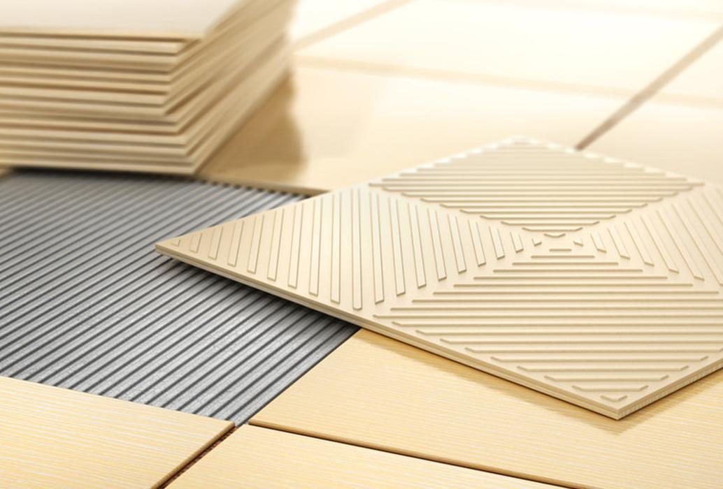 Ceramic tile coating
